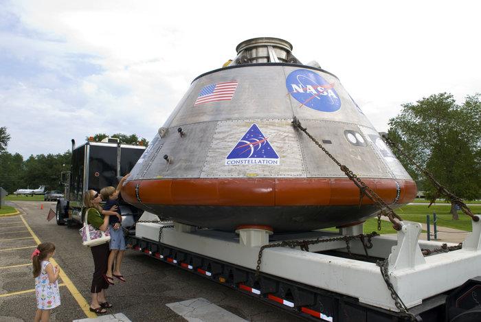 «Ωρίων»: Αυτό είναι το νέο υπερδιαστημόπλοιο της NASA - εικόνα 3