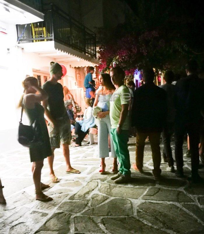 Άρης Σπηλιωτόπουλος: Διακοπές με την πανέμορφη 21χρονη αγαπημένη του!