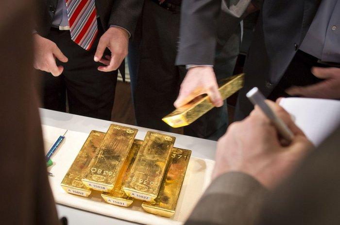 Η επιστροφή του χρυσού: υπερόπλο στην φαρέτρα της Μέρκελ