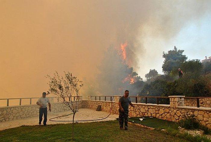 Η μαφία των εμπρηστών: 82 φωτιές στη Ζάκυνθο το καλοκαίρι