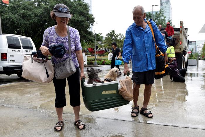 Πλωτές... πόλεις στο Τέξας μετά τον τυφώνα Χάρβεϊ [ΕΙΚΟΝΕΣ] - εικόνα 3