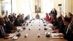 """Η Μέρκελ με τους """"Νότιους"""" της Ευρώπης για το μεταναστευτικό"""