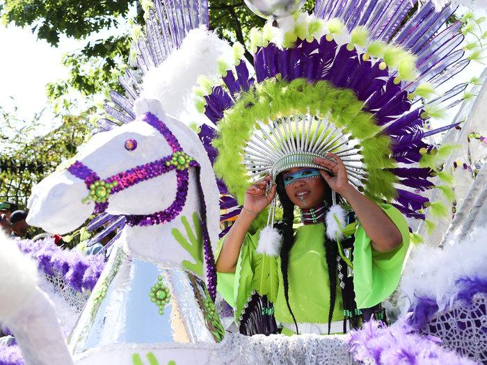 Καρναβάλι Ν.Χιλ: Το μεγαλύτερο street party του κόσμου!