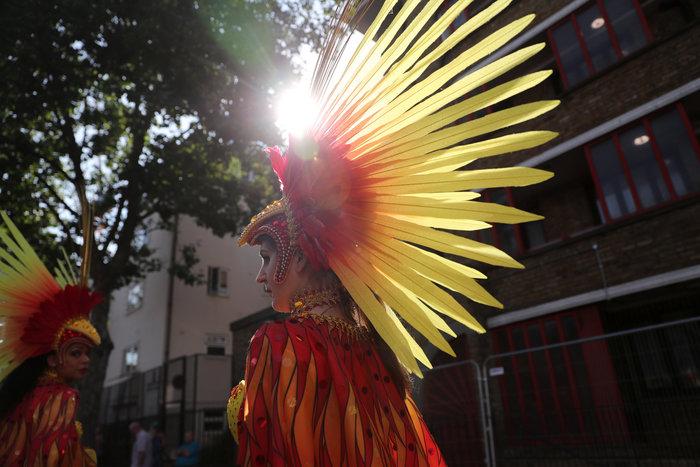 Καρναβάλι Ν.Χιλ: Το μεγαλύτερο street party του κόσμου! - εικόνα 2
