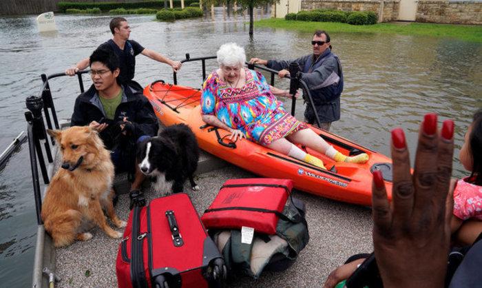 Τουλάχιστον οκτώ νεκροί και απέραντη καταστροφή στο Τέξας [ΕΙΚΟΝΕΣ] - εικόνα 5