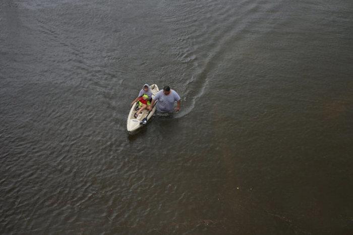 Τουλάχιστον οκτώ νεκροί και απέραντη καταστροφή στο Τέξας [ΕΙΚΟΝΕΣ] - εικόνα 7