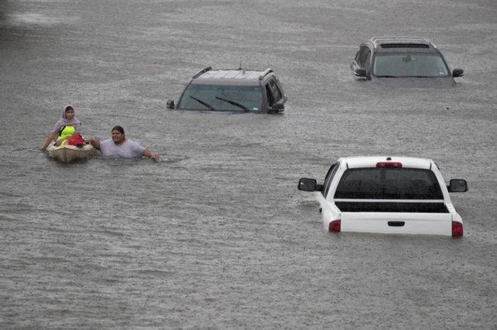 Τουλάχιστον οκτώ νεκροί και απέραντη καταστροφή στο Τέξας [ΕΙΚΟΝΕΣ] - εικόνα 10