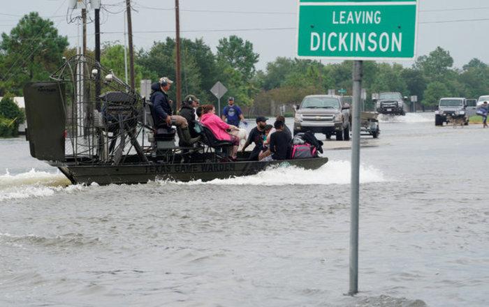Τουλάχιστον οκτώ νεκροί και απέραντη καταστροφή στο Τέξας [ΕΙΚΟΝΕΣ] - εικόνα 24