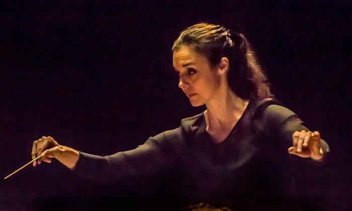 Ζ. Ζενιώδη:Η πρώτη Ελληνίδα μαέστρος της Ελληνοτουρκικής Ορχήστρας στο TOC - εικόνα 4