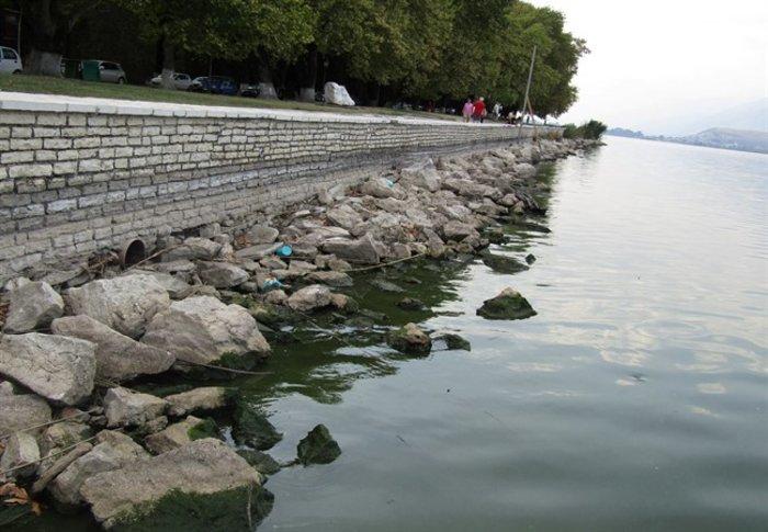 Απίστευτο: Στεγνώνει η λίμνη Ιωαννίνων λόγω ανομβρίας - εικόνα 3