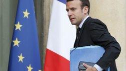 Διεθνή διάσκεψη για το κλίμα στο Παρίσι ανακοίνωσε ο Μακρόν