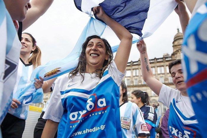 Η Εθνική Αστέγων δίνει την πρώτη της μάχη στα γήπεδα του Όσλο