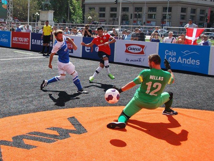 Η Εθνική Αστέγων δίνει την πρώτη της μάχη στα γήπεδα του Όσλο - εικόνα 4