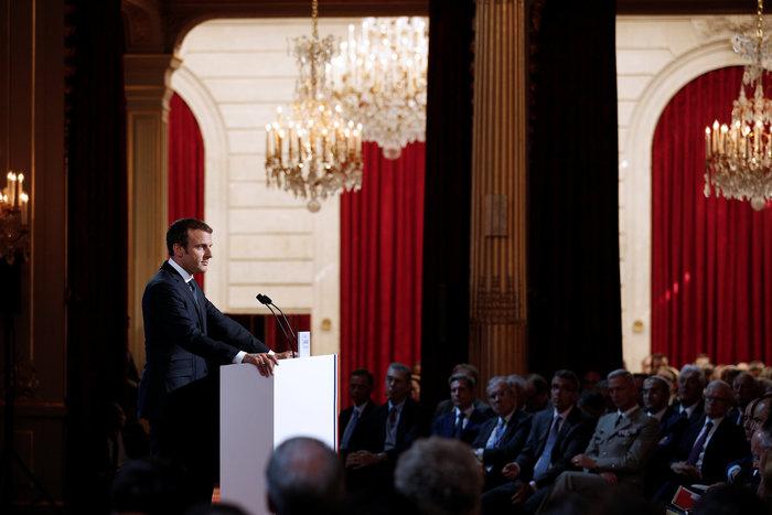 Ευρώπη πολλών ταχυτήτων και...προθύμων ζητεί ο Μακρόν