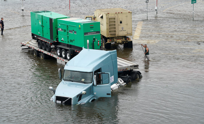 Ερχονται χειρότερες πλημμύρες στο Τέξας, 11 νεκροί-Απειλείται η Λουιζιάνα