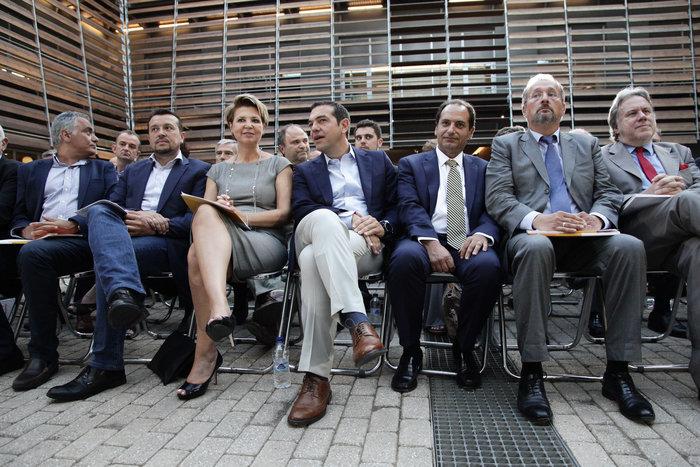 Ο Τσίπρας εξαγγέλλει τη δική του «επανίδρυση» του κράτους - εικόνα 2