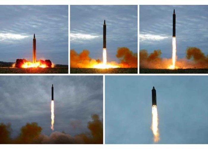Πολεμικό σκηνικό: πύραυλοι από τον Κιμ, tweets από τον Τραμπ - εικόνα 4