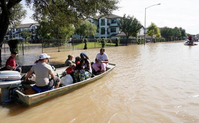Μειώνεται η στάθμη των νερών στο Χιούστον - Ζημιές σε 40.000 σπίτια (ΦΩΤΟ) - εικόνα 3
