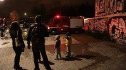 Τραγωδία στο Θησείο: Νεαρός έπαθε ηλεκτροπληξία ενώ έκανε γκράφιτι