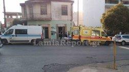 Σοκ στη Λαμία: 66χρονη έπεσε από τον 5ο όροφο στο κενό