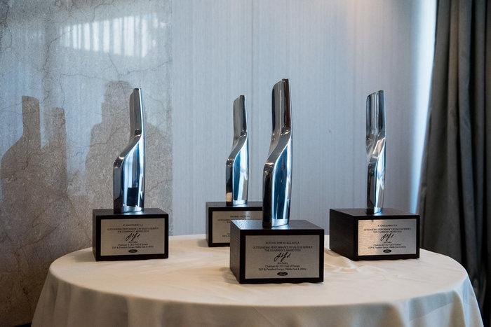 Αυτοί είναι 4 Έλληνες dealers της Ford με ευρωπαϊκό βραβείο