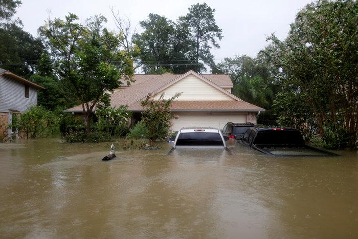 Στους 44 οι νεκροί από τον τυφώνα Χάρβεϊ, 19 αγνοούνται