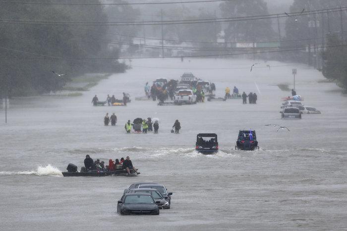 Στους 44 οι νεκροί από τον τυφώνα Χάρβεϊ, 19 αγνοούνται - εικόνα 2