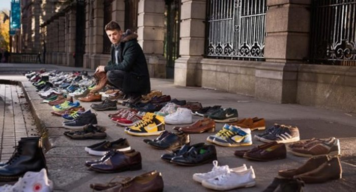 Donate shoes for suicide prevention - Facebook