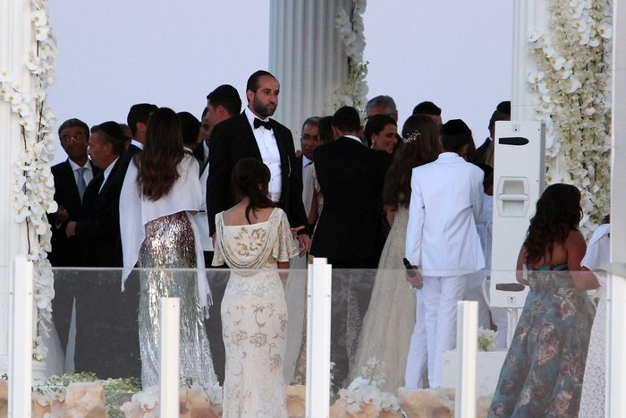 Κόρη μεγιστάνα έκανε χλιδάτο γάμο αξίας 25 εκ. δολαρίων στη Νότια Ιταλία