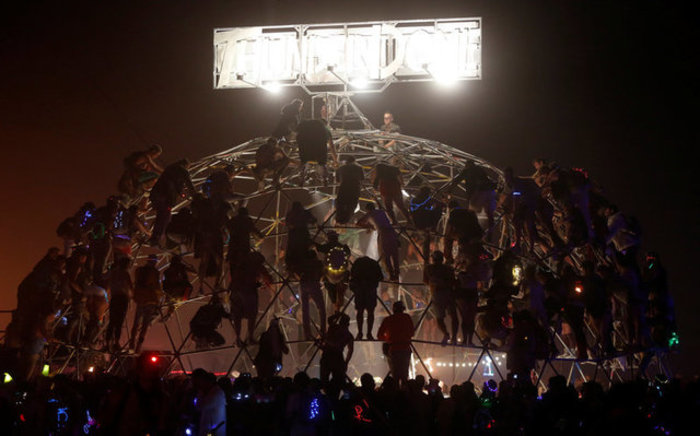 Μαγικό μουσικό φεστιβάλ στην έρημο της Νεβάδα - φωτό - - εικόνα 8