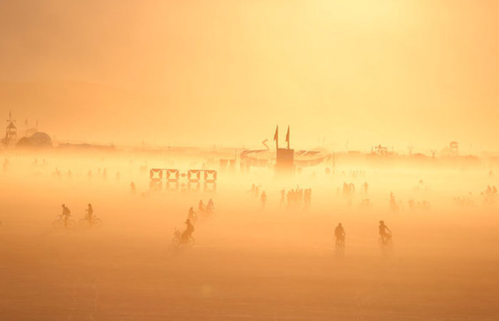 Μαγικό μουσικό φεστιβάλ στην έρημο της Νεβάδα - φωτό - - εικόνα 3