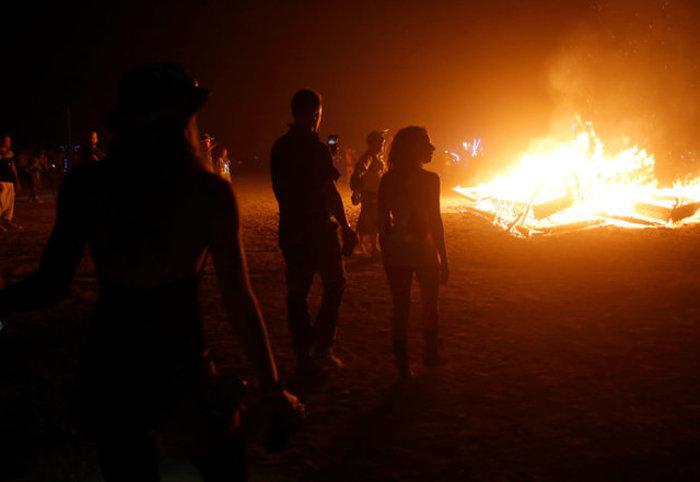 Μαγικό μουσικό φεστιβάλ στην έρημο της Νεβάδα - φωτό - - εικόνα 9