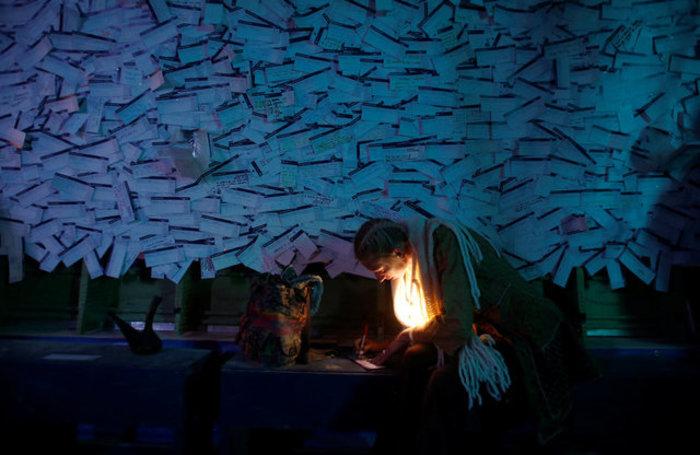 Μαγικό μουσικό φεστιβάλ στην έρημο της Νεβάδα - φωτό - - εικόνα 11
