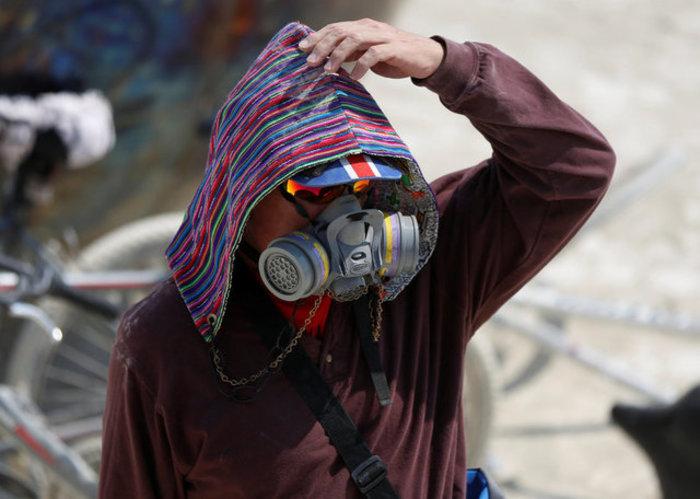 Μαγικό μουσικό φεστιβάλ στην έρημο της Νεβάδα - φωτό - - εικόνα 5