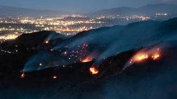 Τεράστια φωτιά στο Λος Άντζελες - Εκκενώθηκαν 500 σπίτια (ΦΩΤΟ&ΒΙΝΤΕΟ)
