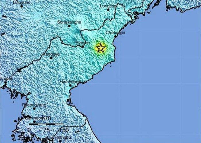 Τρόμος από τη Βόρεια Κορέα: Εκανε δοκιμή βόμβας υδρογόνου - εικόνα 7