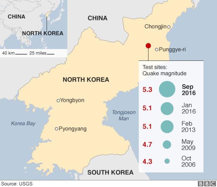 Τρόμος από τη Βόρεια Κορέα: Εκανε δοκιμή βόμβας υδρογόνου - εικόνα 9