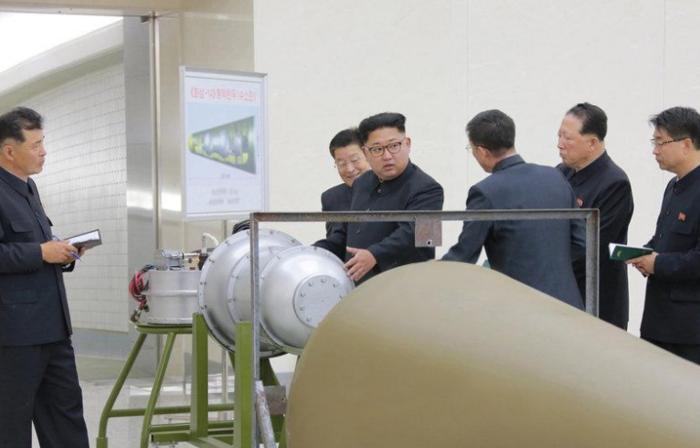 Τρόμος από τη Βόρεια Κορέα: Εκανε δοκιμή βόμβας υδρογόνου - εικόνα 8