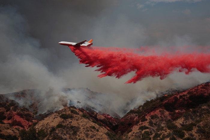 La Tuna: Η χειρότερη πυρκαγιά στην ιστορία του Λος Αντζελες