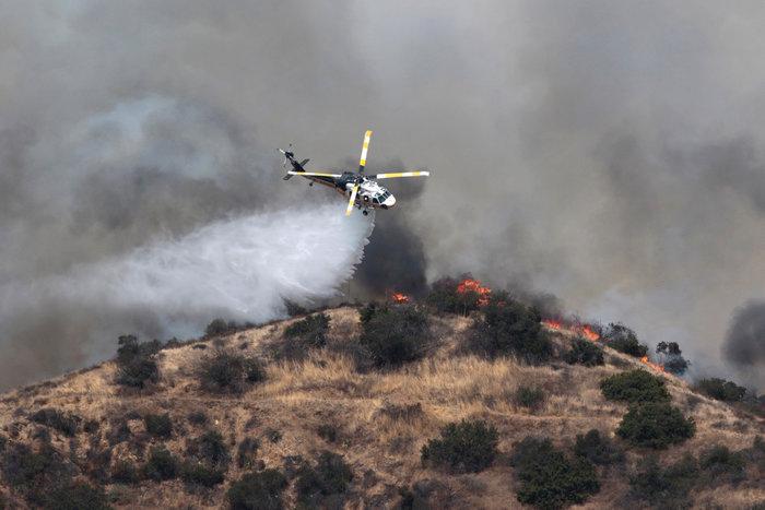 La Tuna: Η χειρότερη πυρκαγιά στην ιστορία του Λος Αντζελες - εικόνα 2