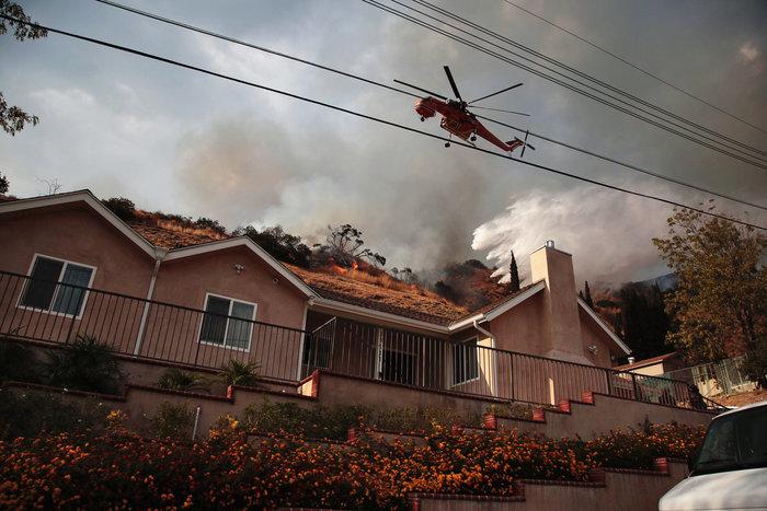La Tuna: Η χειρότερη πυρκαγιά στην ιστορία του Λος Αντζελες - εικόνα 4