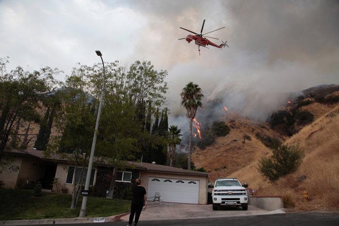 La Tuna: Η χειρότερη πυρκαγιά στην ιστορία του Λος Αντζελες - εικόνα 5