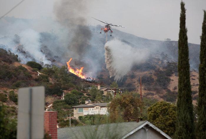 La Tuna: Η χειρότερη πυρκαγιά στην ιστορία του Λος Αντζελες - εικόνα 6