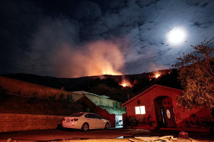 La Tuna: Η χειρότερη πυρκαγιά στην ιστορία του Λος Αντζελες - εικόνα 7
