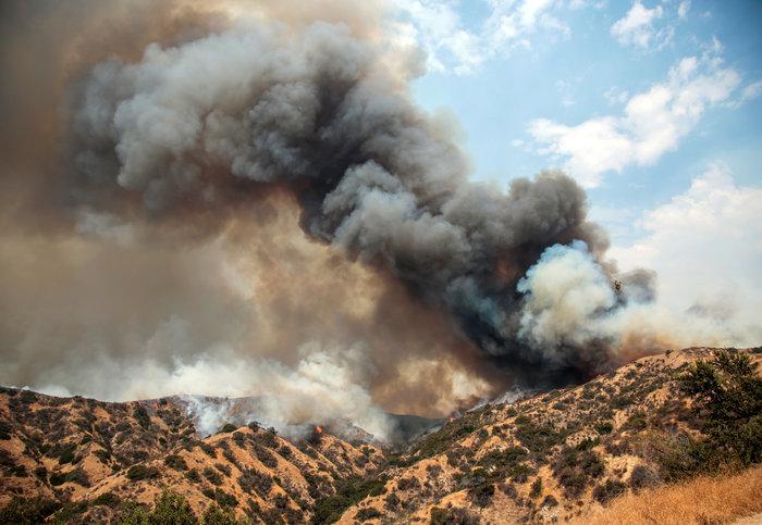La Tuna: Η χειρότερη πυρκαγιά στην ιστορία του Λος Αντζελες - εικόνα 8