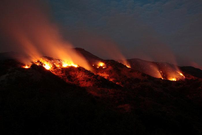 La Tuna: Η χειρότερη πυρκαγιά στην ιστορία του Λος Αντζελες - εικόνα 9