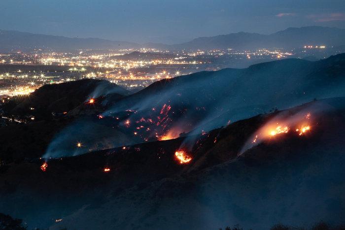 La Tuna: Η χειρότερη πυρκαγιά στην ιστορία του Λος Αντζελες - εικόνα 10