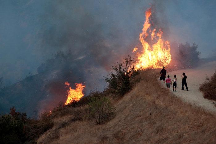 La Tuna: Η χειρότερη πυρκαγιά στην ιστορία του Λος Αντζελες - εικόνα 11