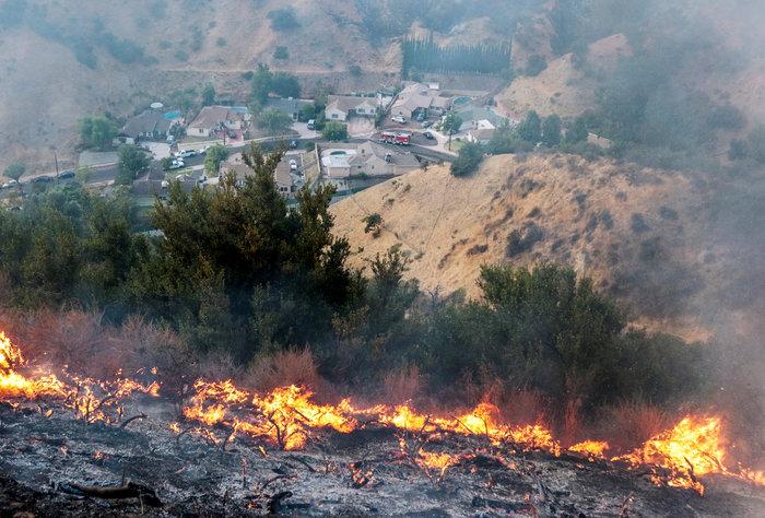 La Tuna: Η χειρότερη πυρκαγιά στην ιστορία του Λος Αντζελες - εικόνα 12