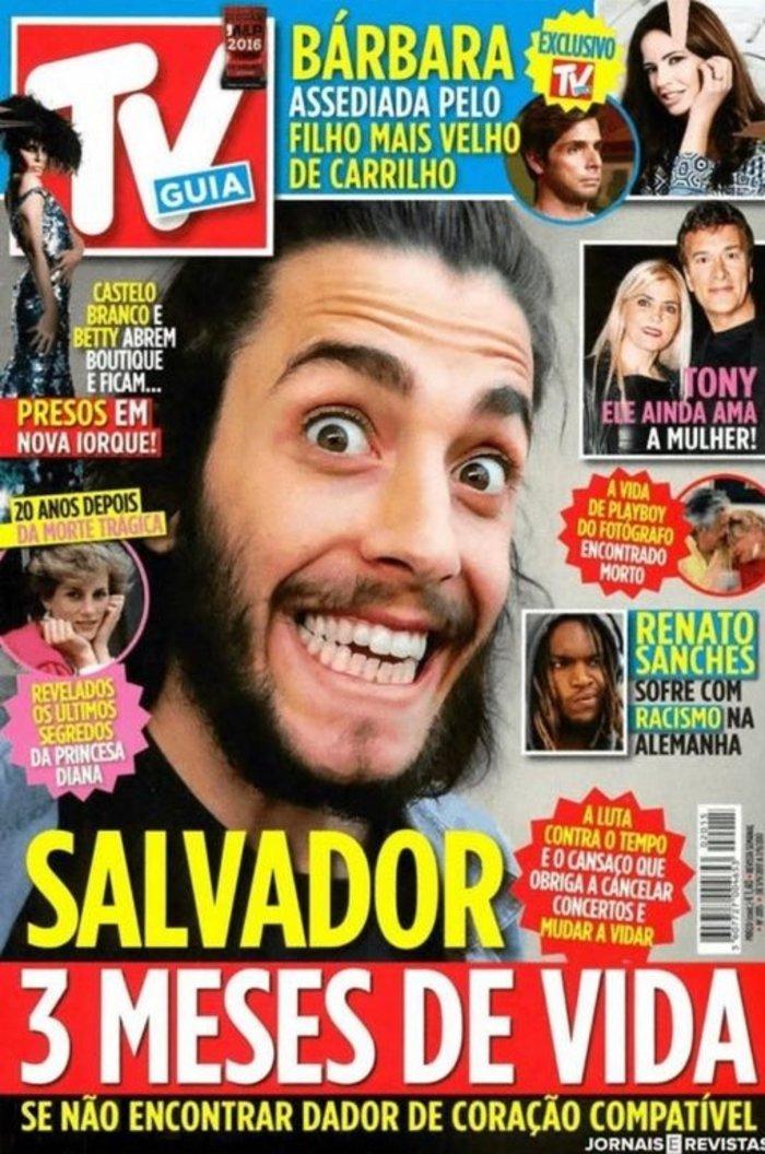 Σε κρίσιμη κατάσταση η υγεία του Πορτογάλου νικητή της Eurovision - εικόνα 2